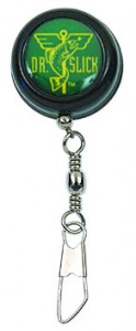 Pin-on Reel - Swivel Ring
